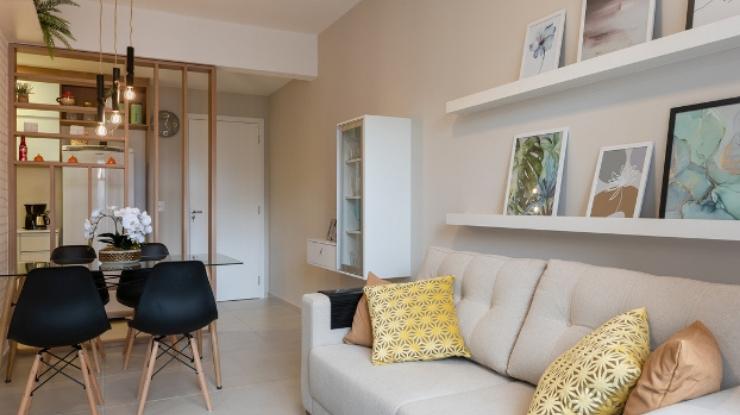 Apartamento decorado: visite e experimente viver bem!